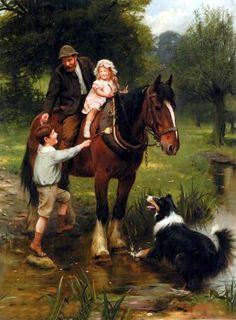 Arthur J. Elsley Paintings | ... PINTURAS Y OTRAS HISTORIAS...: ARTHUR J. ELSLEY RETRATANDO MASCOTAS