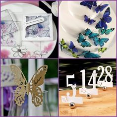 Butterfly Themed Wedding Decorative Party Favors from HotRef.com #Butterfly