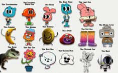 Watch The Amazing World Of Gumball episode online