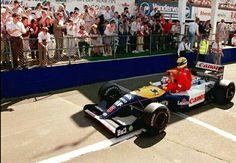 Senna Mansell