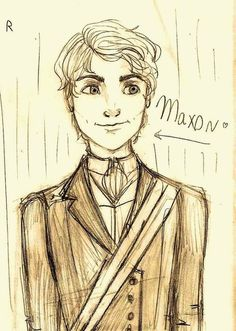 maxon fan art! these are so beautiful! -the selection series