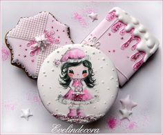 Christmas cookies Evelindecora 12240336_1220726221274986_7555386224175603742_o.jpg (1065×888)