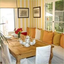 country dining room / meals