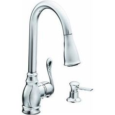 Faucets Polished Nickel And Kitchen Faucets On Pinterest