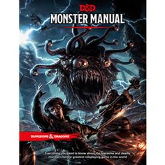 Monster Manual get it on amazon