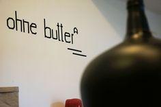 Butter, Logo, Home Decor, Logos, Logo Type, Room Decor, Home Interior Design, Butter Cheese, Home Decoration