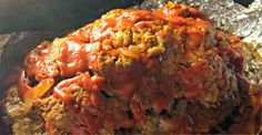 Not only is this meatloaf scrape your plate delicious, it's also super easy to make!