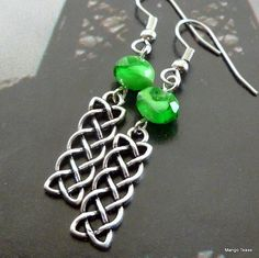 Latticework Earrings by MangoTease