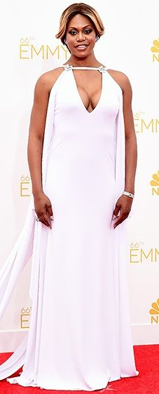 Laverne Cox: 2014 Emmys