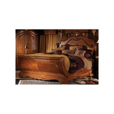 Found it at Wayfair - Royal Panel Bed | Furniture to Die For ...
