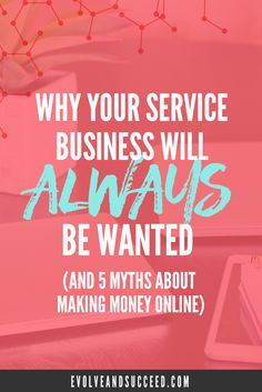 Services are the best way to create an ever-increasing and stable amount of income online. Passive income be damned.