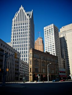 The City of Detroit.