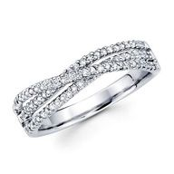 Diamond wedding band ring ecclesiastes a cord of 3 strands is not easily broken. Wouldn't use it as wedding band though Diamond Wedding Bands, Diamond Rings, Wedding Rings, Ruby Rings, Solitaire Diamond, Womens Wedding Bands, Crossover Ring, Pastel Outfit, Diamond Are A Girls Best Friend