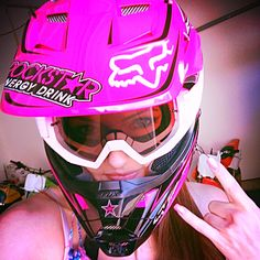 Love this helmet