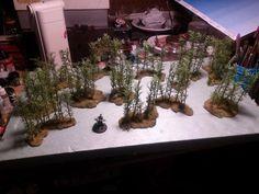 Sarcophagi: Bushido: Bamboo Trees Yeti's Way