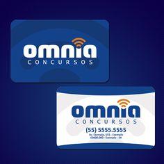 Arte campeã do projeto Omnia Concursos
