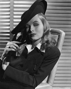 Veronica Lake circa 1940