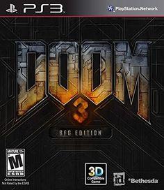 Doom 3 BFG Edition - Playstation 3 - #games