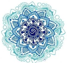 lotus mandala *the Sanskrit meaning of mandala is circle. The circle is a symbol of affection, eternity and completeness*
