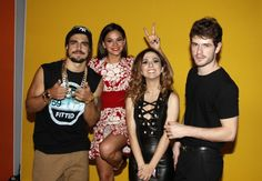 """Looks dos famosos na festa de lançamento de """"I Love Paraisópolis"""""""