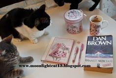 moonlightcat13: İhanet Noktası - Dan Brown * Kış Okuma Şenliği 201...