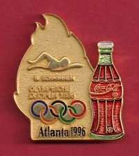Atlanta 1996 coke pin
