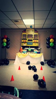 cesar's 2nd birthday party | CatchMyParty.com