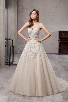 d347d7ac5ae58 56 Best Eddy K Bridal images in 2019 | Alon livne wedding dresses ...