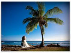 Maui Wedding at Olowalu Plantation House,