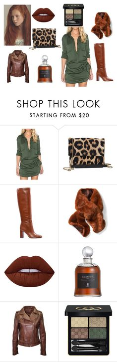 """shopping"" by laura-rudzoshka on Polyvore featuring mode, Obel, Lanvin, Tory Burch, Lime Crime, Serge Lutens et Gucci"
