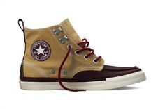 """Converse 2011 Holiday Chuck Taylor All Star """"Coated Canvas"""" Boot 