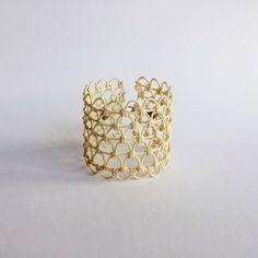 ARABESQUE bracelet WHT / AR202