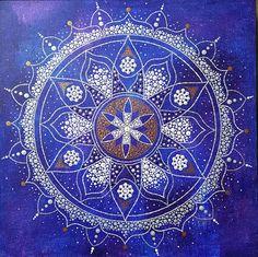 Mandala Indigo