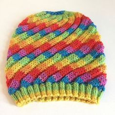 Ravelry: Project Gallery for Swirl Hat pattern by Mandie Harrington knit hat patterns Swirl Hat pattern by Mandie Harrington Baby Boy Knitting Patterns, Baby Sweater Knitting Pattern, Baby Hats Knitting, Knitted Hats, Crochet Patterns, Hat Patterns, Ravelry, Crochet Baby, Knit Crochet