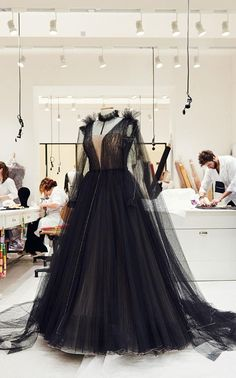 "Valentino's costumes for opera ""La Traviata"" directed by Sophia Coppola"