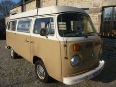VW Camper Westy Westfalia