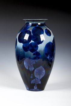 Examples of hand thrown crystalline glazed porcelain ceramics by Matt Horne. Commissions welcome - check out the gallery for some inspiration.
