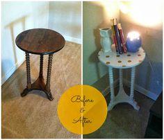 Thrift Store Table Redo St. Vincent de Paul Society of St. Joseph County http://www.svdpsb.org/