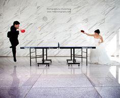Wedding Photography - Singapore Wedding Photographers - 1950 Photography Blog: Ping... Pong!