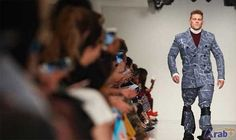 Disabled models make London Fashion Week debut