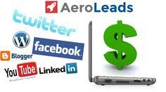 #sales #marketing #automation #socialmedia #media #social #growth #lead #generation Lead generation tool-AeroLeads