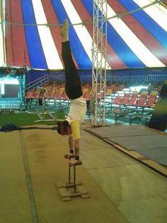 #vertical #paradademanos #entrenando