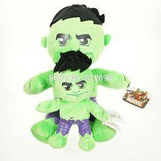 The Avengers Iron Man Hulk Captain America Thor Plush Toys For Child Stuffed Toy Plush Doll Gift For @ niftywarehouse.com #NiftyWarehouse #Avengers #Movies #TheAvengers #Movie #ComicBooks #Marvel