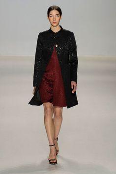 Erin Fetherston at New York Fall 2015|Runway|Stylebistro.com