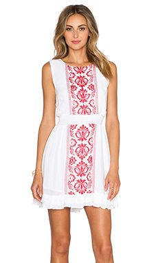 Shop for Tularosa Gemma Dress in White at REVOLVE. Free 2-3 day shipping and returns, 30 day price match guarantee.