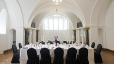 Chapel Suite at Wellington Hotel by Blue Orchid Blue Orchids, Wedding Reception Venues, London Wedding, Corporate Events, Table Decorations, Room, Furniture, Home Decor, Ideas