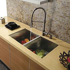 Pirch Presents Natalia Kitchen Faucet W Pull Out Polished Her