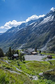 Steilwand Kanton, Andermatt, Flora, Scenery, Mountains, Nature, Travel, Outdoor, Beautiful