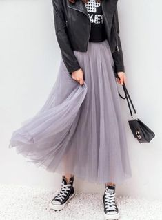 Cheap jupe longue, Buy Quality skirt female directly from China vintage skirts women Suppliers: OHRYIYIE 2018 Spring Summer Vintage Skirts Womens Elastic High Waist Tulle Mesh Skirt Long Pleated Tutu Skirt Female Jupe Longue Vintage Rock, Boho Vintage, Vintage Skirt, Long Tutu Skirt, Tutu Skirt Women, Long Maxi Skirts, Tulle Skirts, Tulle Tutu, Adult Tulle Skirt