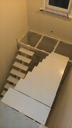 Каркас лестницы- монокосоур